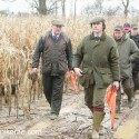 3rd Jan - Keeper beaters mud and maize